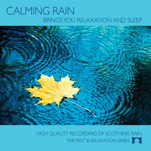 Calming Rain Front Cover