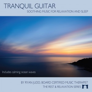 Final Tranquil Guitar cover image for CD Baby