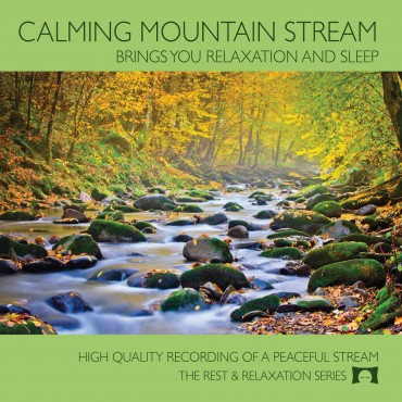 Calming Mountain Stream for CD Baby 1400 x 1400